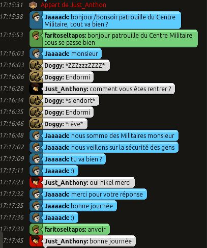 [C.M] Rapports de patrouilles de jaaaack Screen29