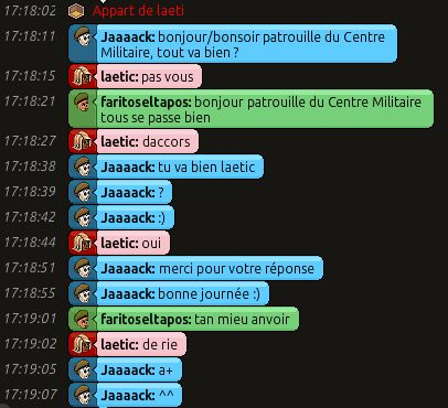 [C.M] Rapports de patrouilles de jaaaack Screen30