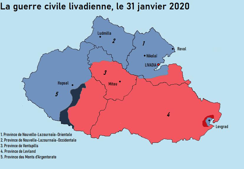 [CARTES] Situation politique et militaire de la Livadie en guerre civile 272011
