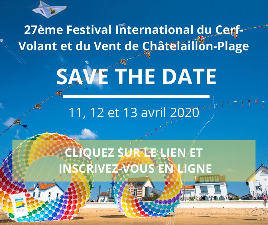 27ème Festival International de Cerf-Volant et du Vent Châtelaillon Plage 27zome11
