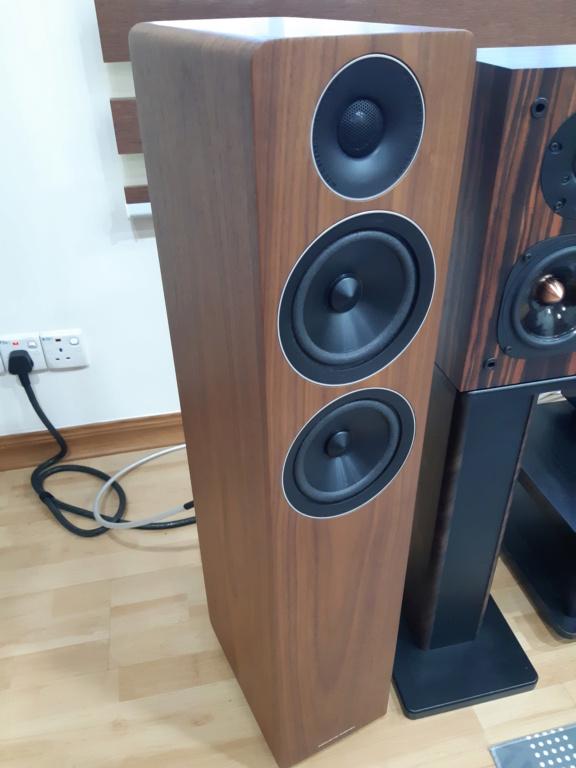 Acoustic Energy AE309 Floorstand Speakers 20210520