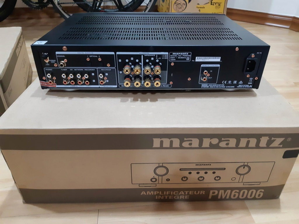 Marantz PM6006 Integrated Amplifier - SOLD Pm600611