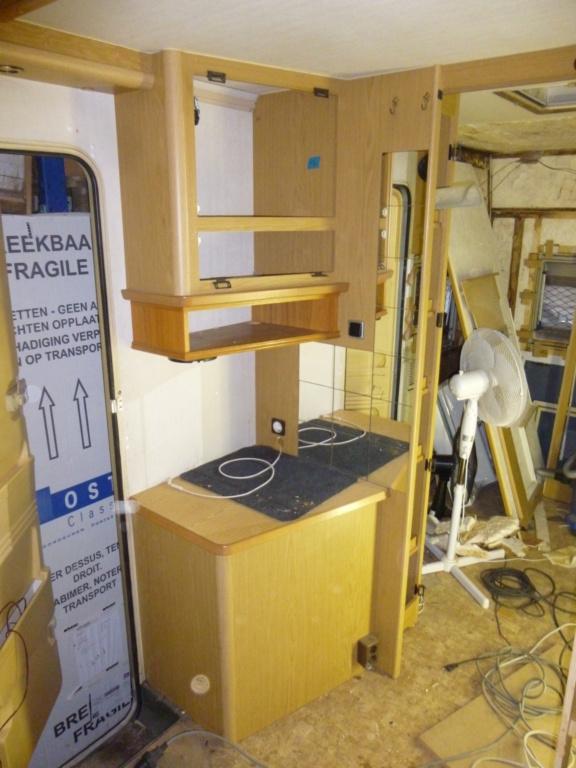 restauration complète d'un cellule FENDT  1995 P1070411