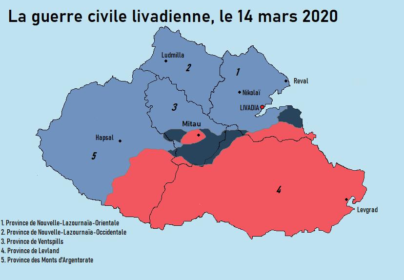 [CARTES] Situation politique et militaire de la Livadie en guerre civile 14032010