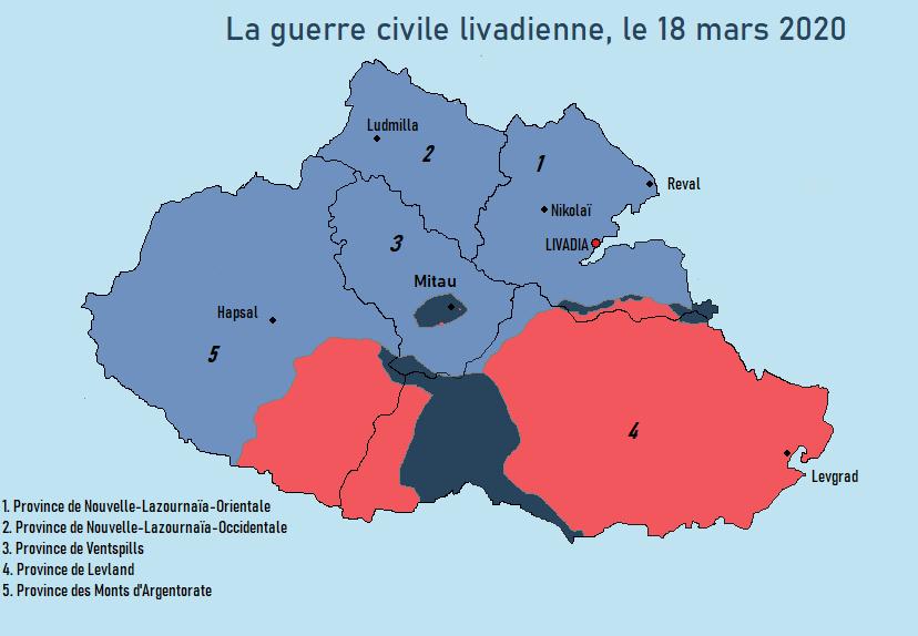 [CARTES] Situation politique et militaire de la Livadie en guerre civile 17032011