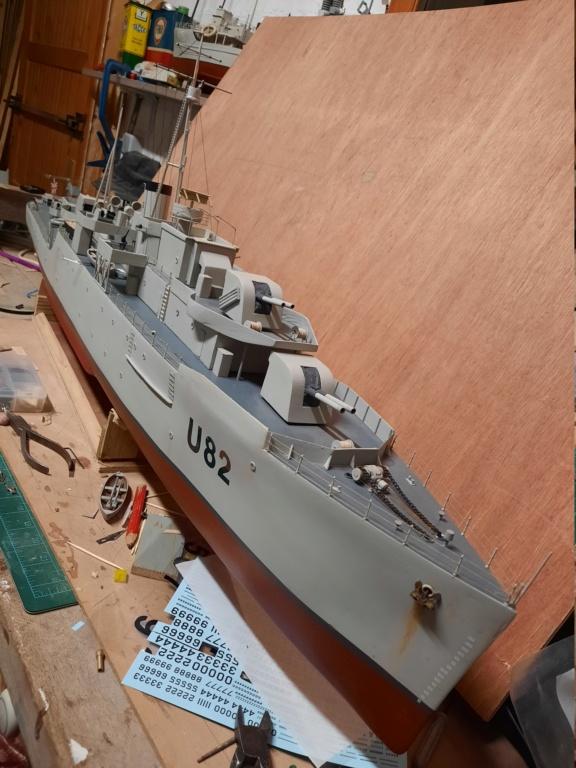 HMS Classe Black Swan 1/72° - Page 2 20210611