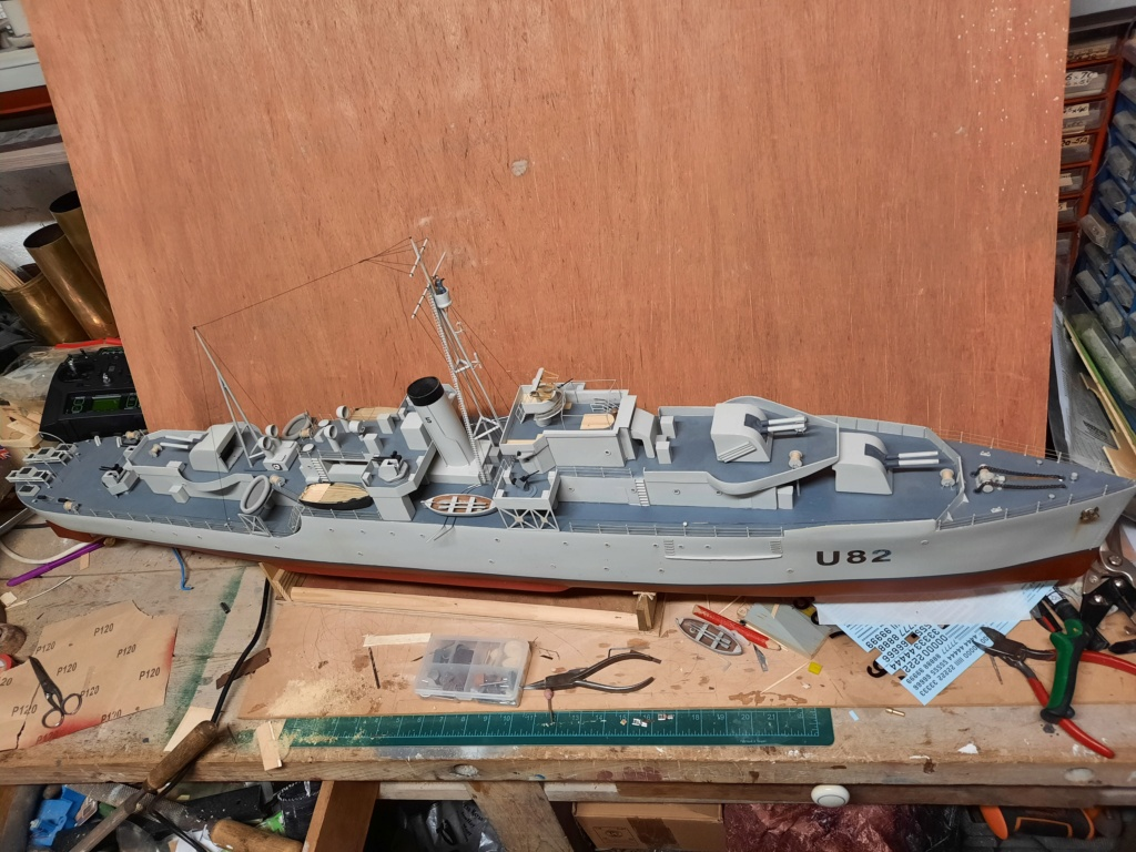 HMS Classe Black Swan 1/72° - Page 2 20210612