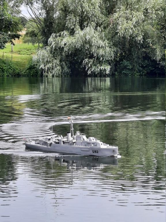 HMS Classe Black Swan 1/72° - Page 3 20210711