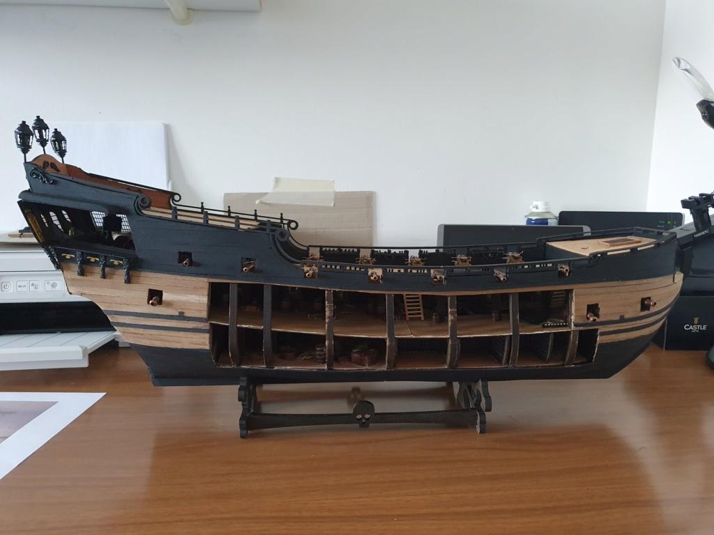 Presentazione modellino in costruzione  20200410