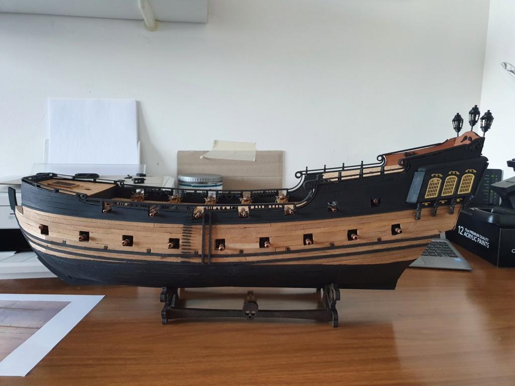 Presentazione modellino in costruzione  20200412