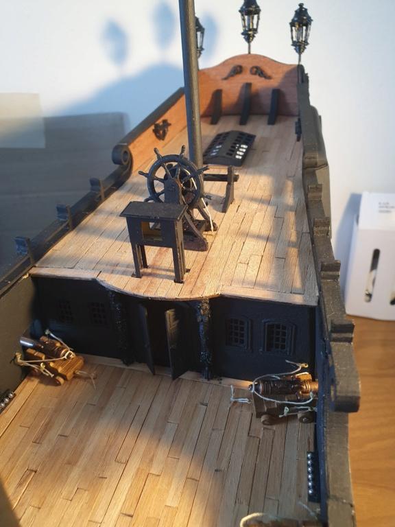 Presentazione modellino in costruzione  20200418