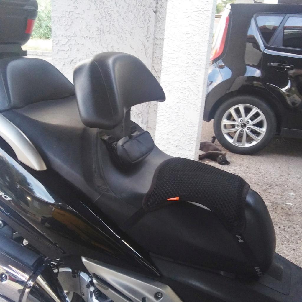 Motor-Mate OEM backrest riser kit Seatri10
