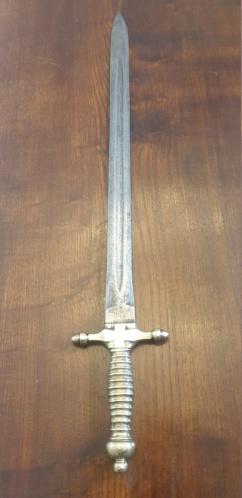Les armes blanches du royaume de Sardaigne et de Savoie. - Page 3 20200515