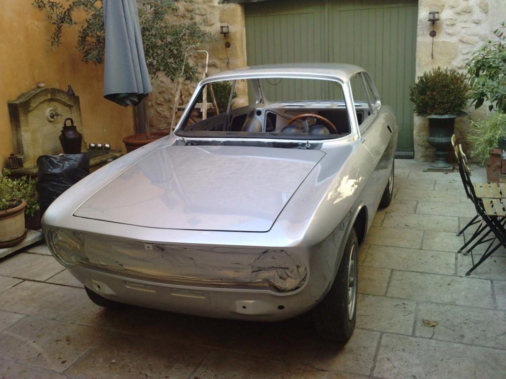 Présentation Alfa Bertone 1750 serie 1 08910