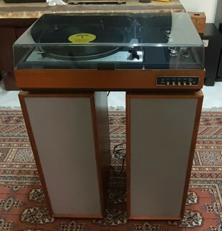 Lenco Goldring GL75 Turntable- Price Reduced Front12