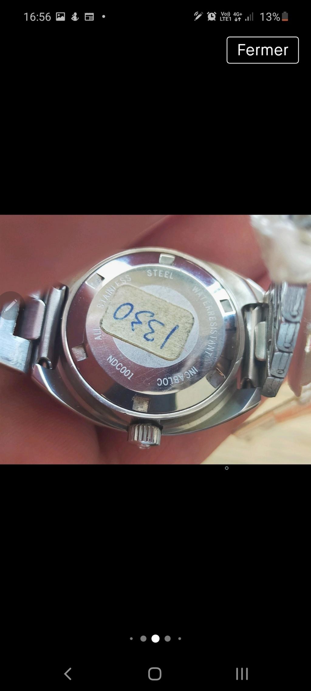 Jaeger - [ICI vos demandes d'IDENTIFICATION et RENSEIGNEMENTS de vos montres] - Page 3 Screen17