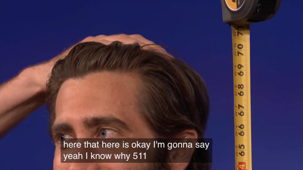 ¿Cuánto mide Jake Gyllenhaal?  - Real height - Página 3 D80f3c10