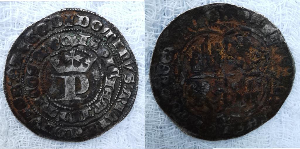 1 Real Pedro I - El Cruel. Burgos (1350-1368) Adobe_10