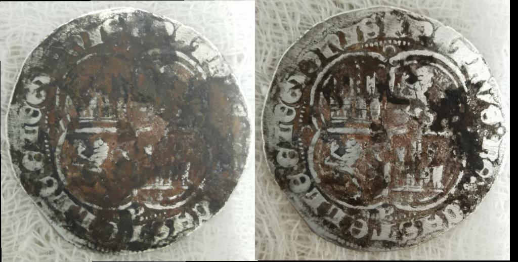 1 Real Pedro I - El Cruel. Burgos (1350-1368) Adobe_12