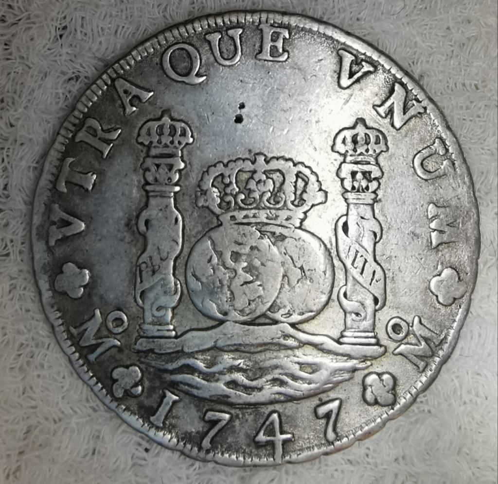8 Reales Columnario Fernando VI 1747 Img_2023