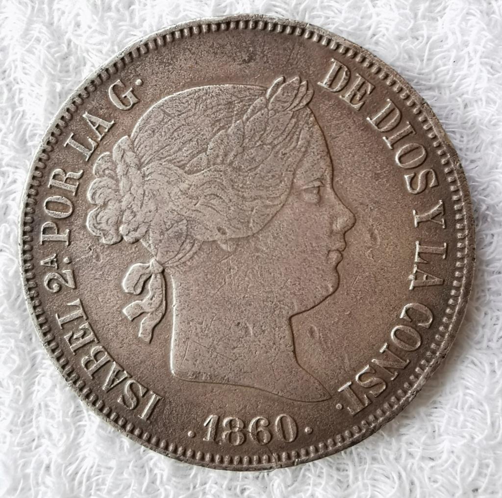 20 Reales Isabel II 1860 - Página 2 Img_2061