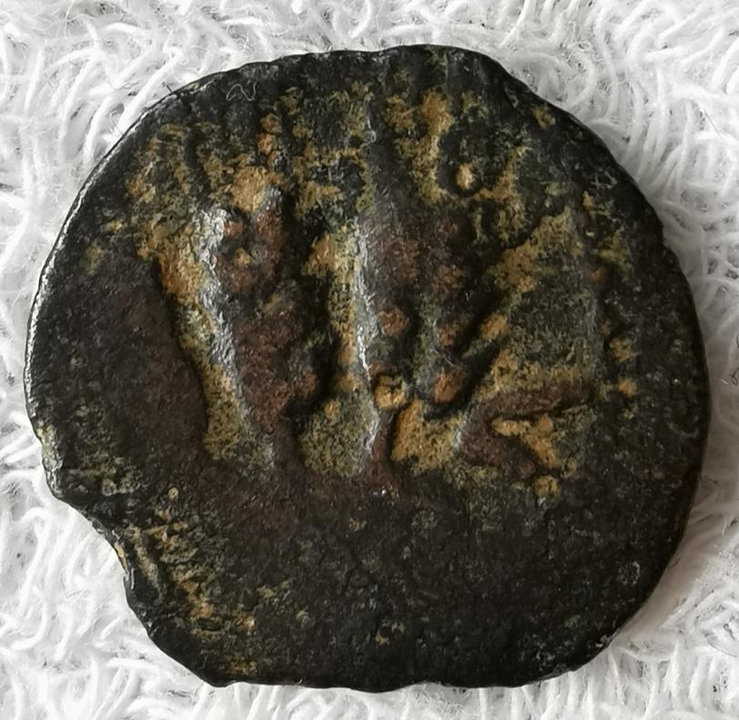 Prutah Herodes Agripa (41-44 dc) Img_2074