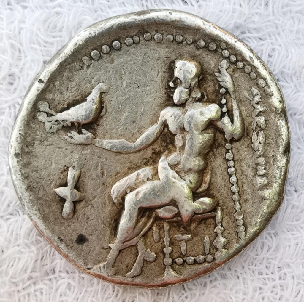 Tetradracma Alejandro III de Macedonia (Alejandro Magno) Img_2080