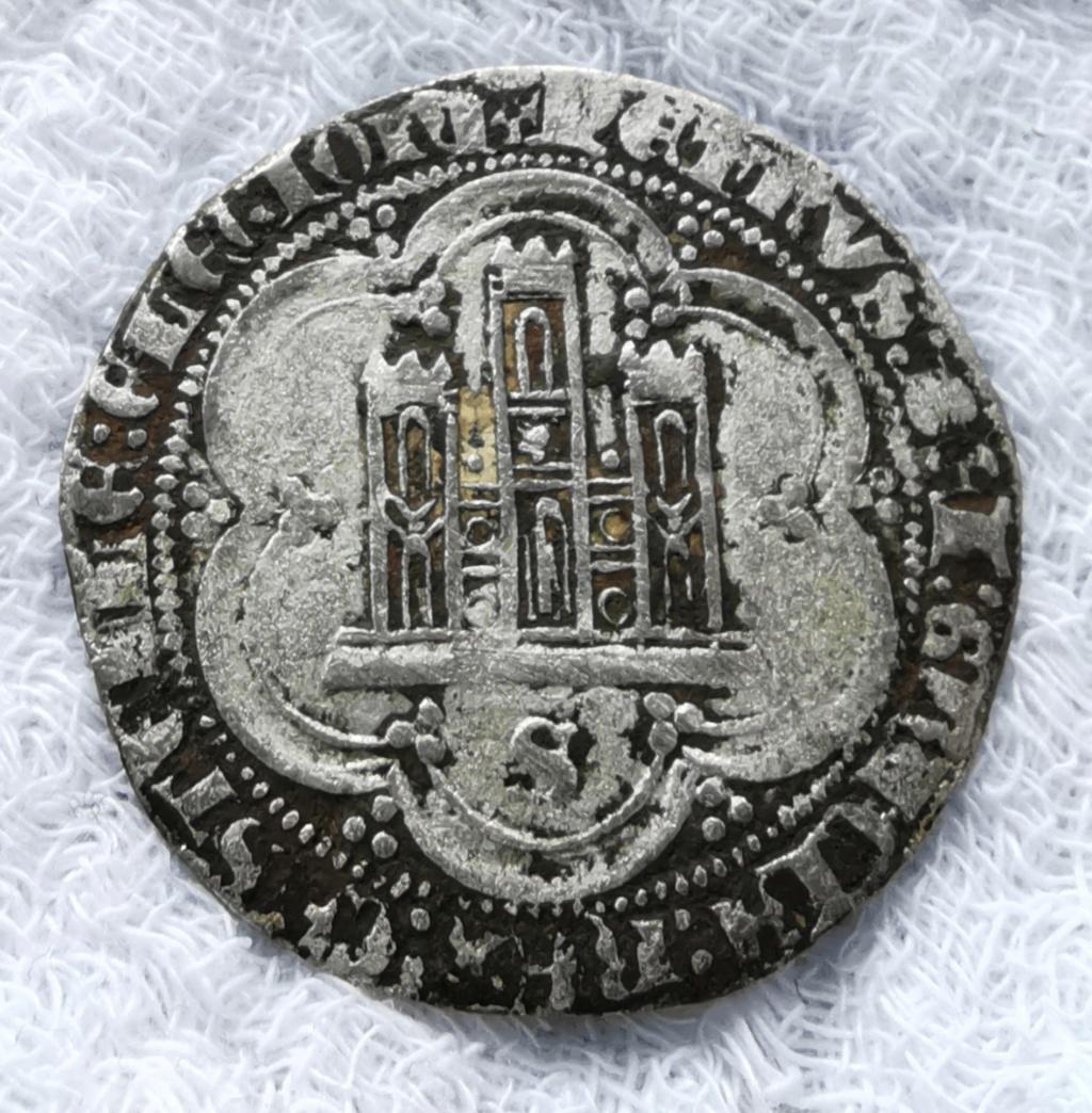4 Maravedís Pedro I  El Cruel. Sevilla (1350-1368) Img_2105