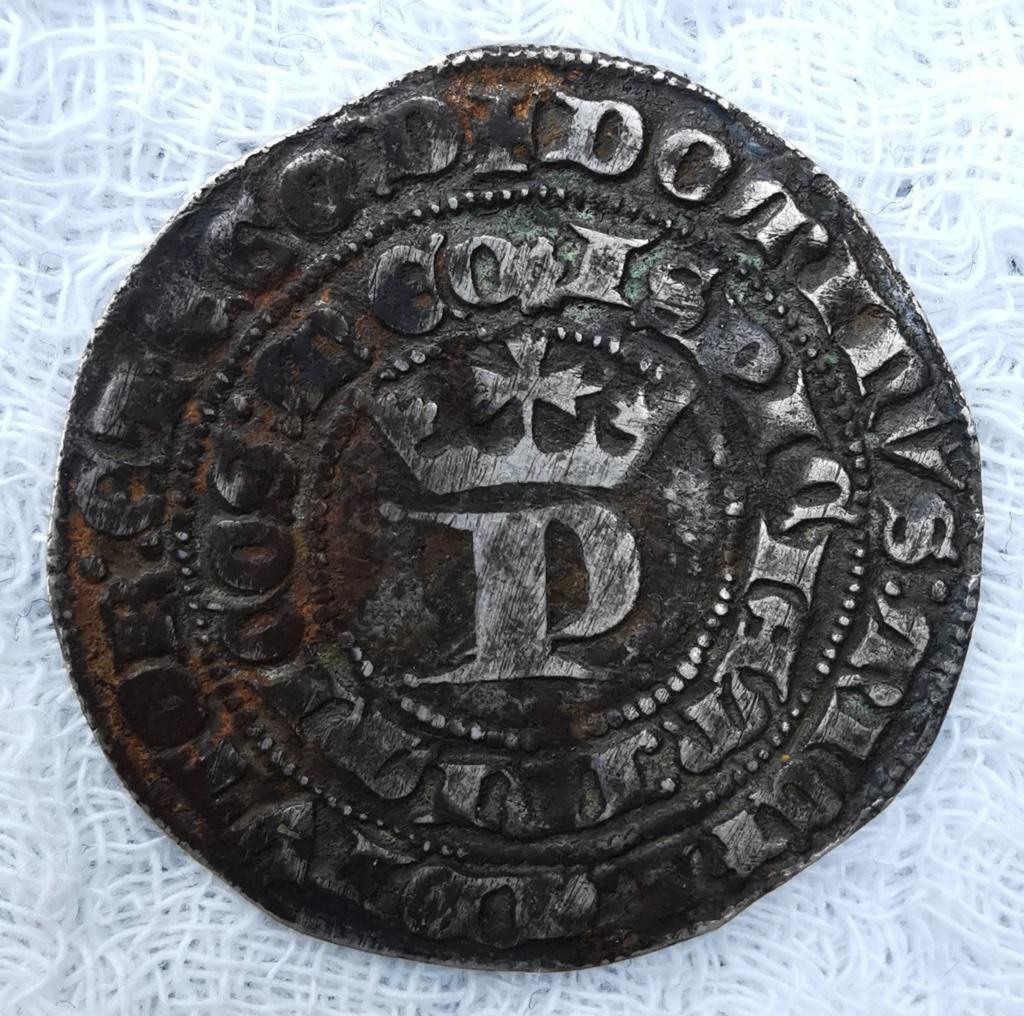 1 Real Pedro I - El Cruel. Burgos (1350-1368) Img_2111