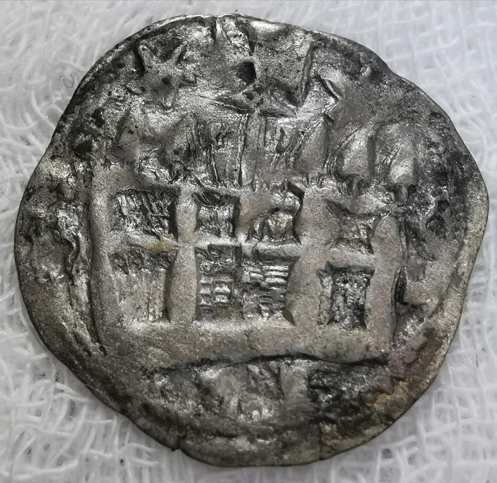 Dinero Burgalés Alfonso VIII. Toledo?? - Reino de Castilla (1157-1214) Img_2131