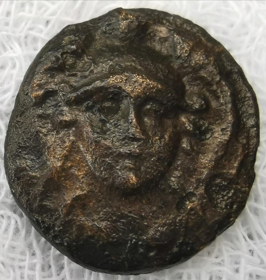 Bronce AE15 Imperio Seléucida - Antíoco I Soter (281-261aC) Img_2147