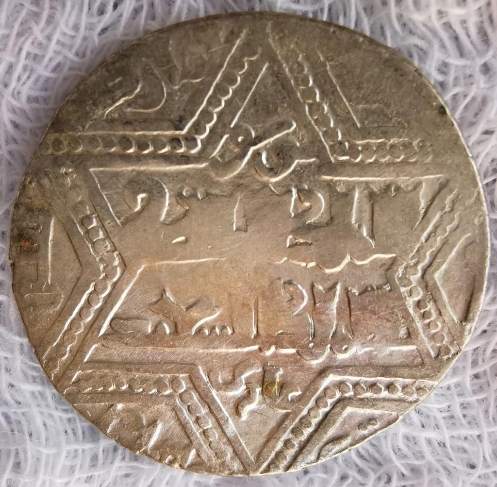 Dírham Artuquid, Najm al-din Ghazi, Mardin, 648 H Img_2150