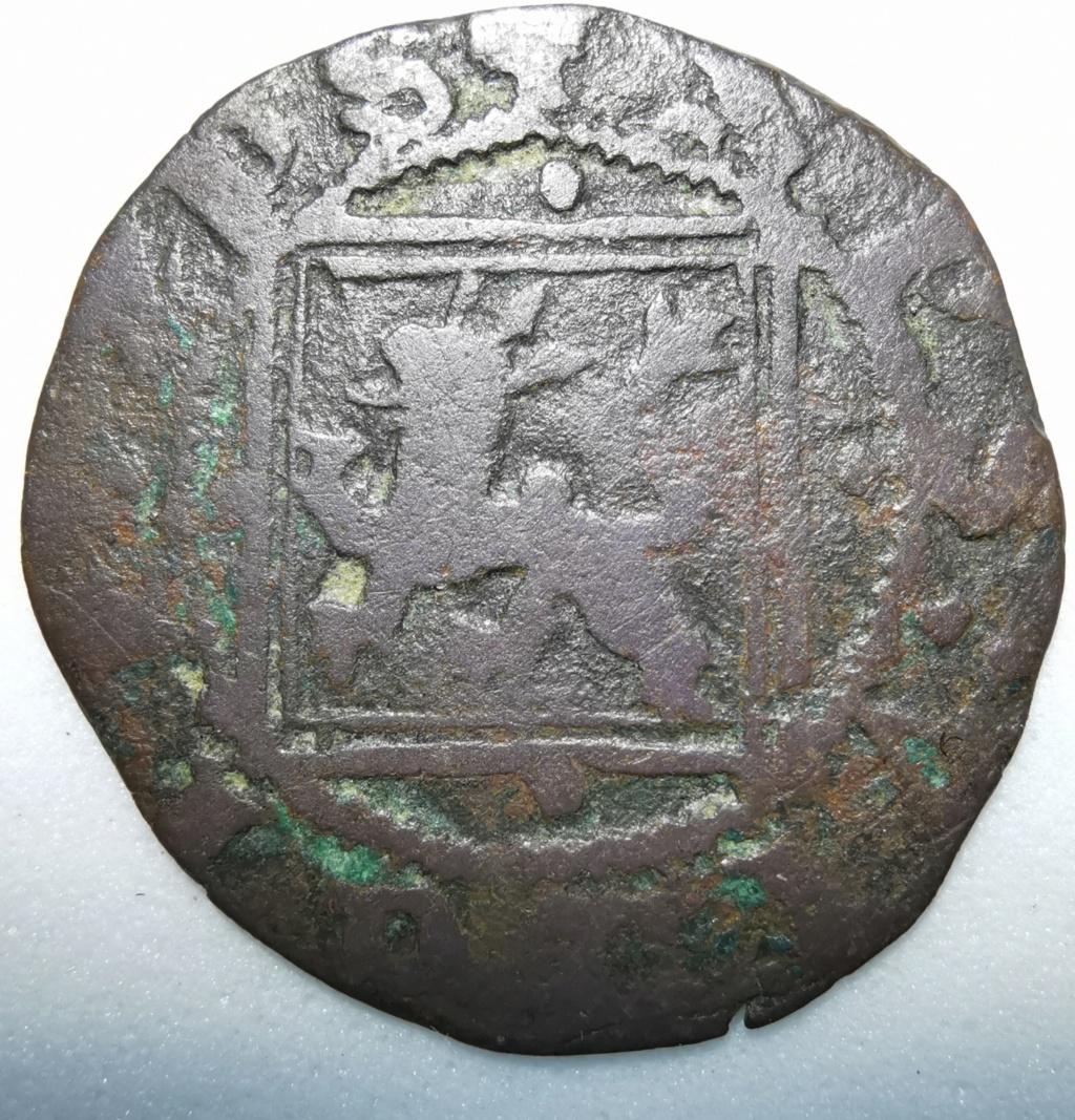 Blanca de la Emisión de 1471 - Enrique IV.  Ávila. Princesa Isabel Img_2189