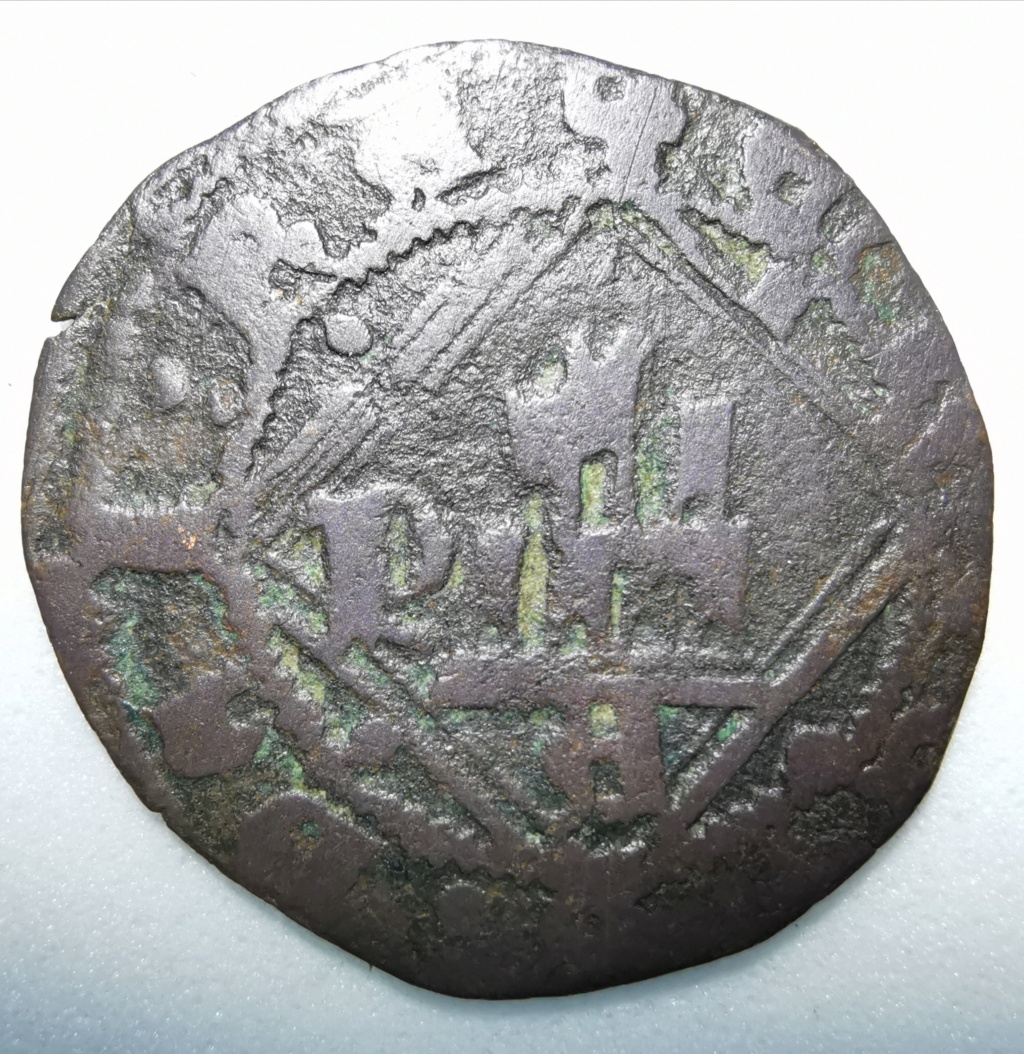 Blanca de la Emisión de 1471 - Enrique IV.  Ávila. Princesa Isabel Img_2190