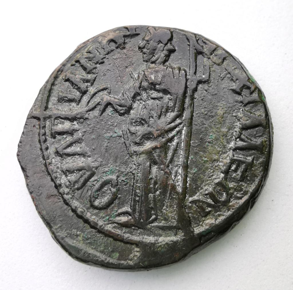 AE27 de Gordiano III y Tranquilina. Anchialus (Tracia)  Img_2230