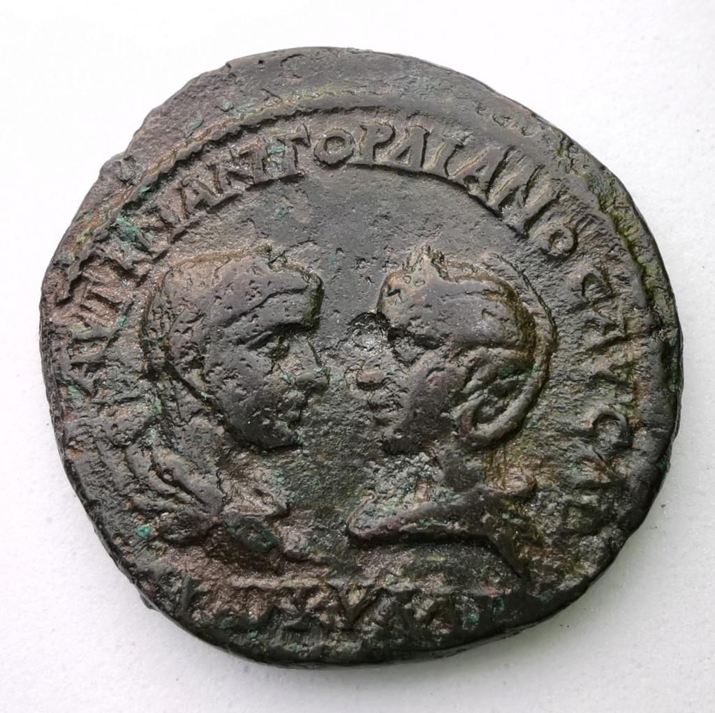 AE27 de Gordiano III y Tranquilina. Anchialus (Tracia)  Img_2231