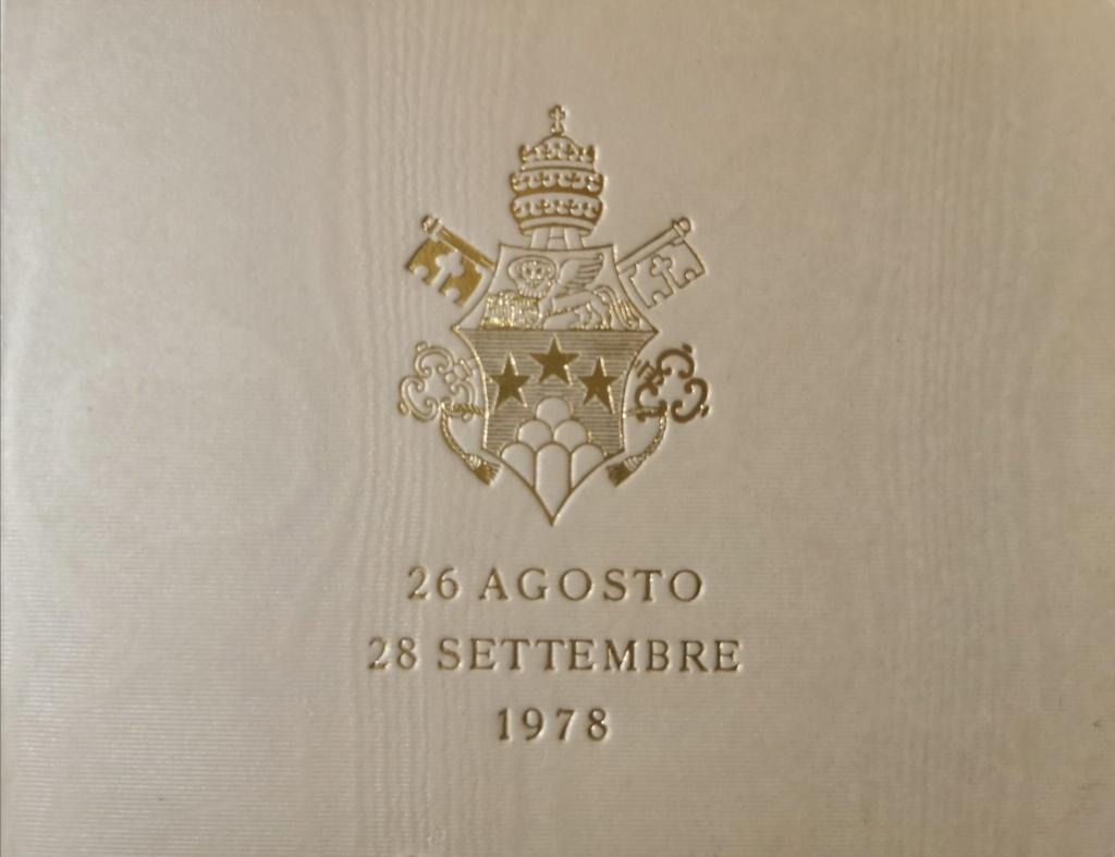 1000 Liras Ciudad del Vaticano Juan Pablo I 1978 Img_2261