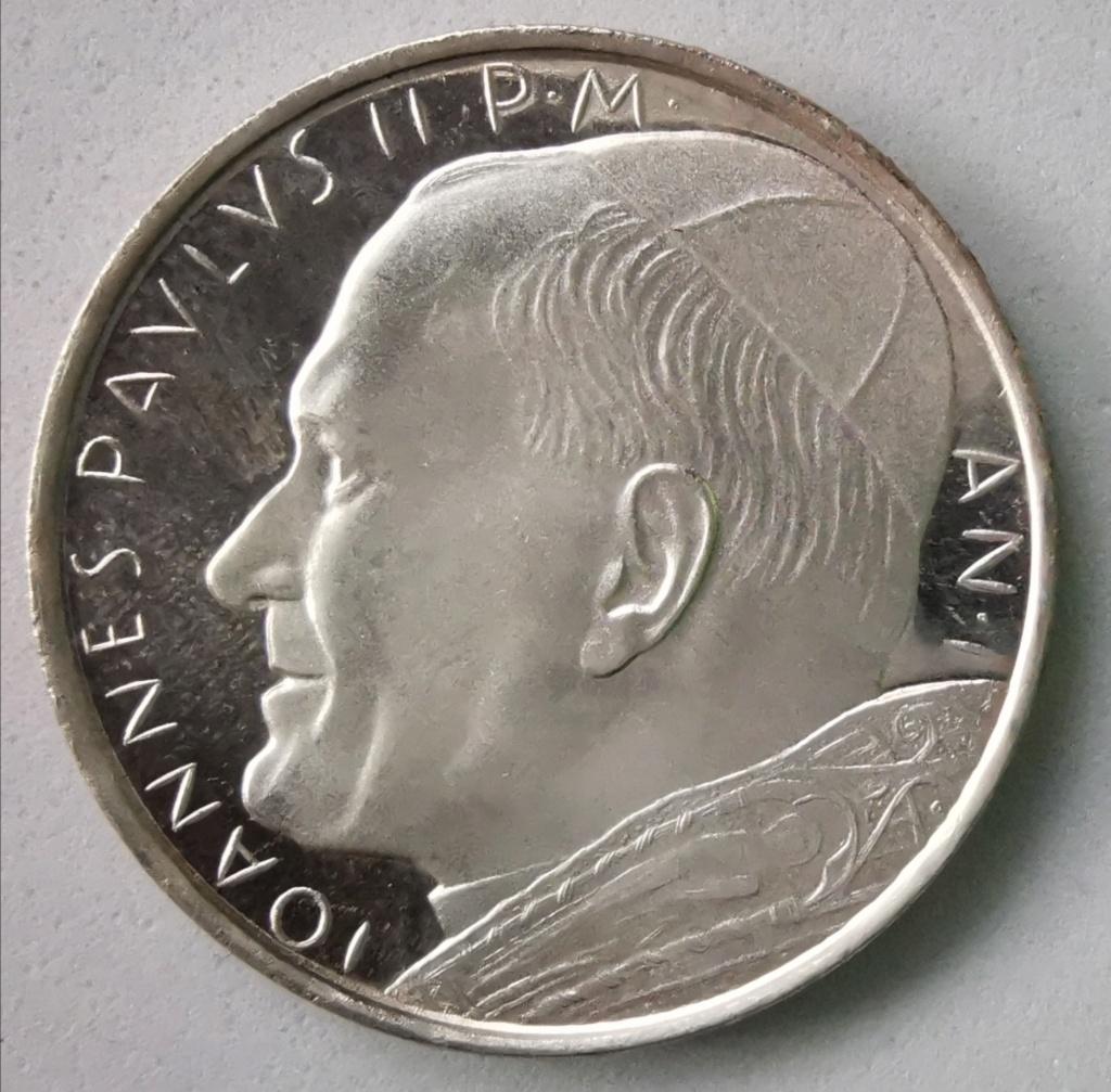 500 Liras Ciudad del Vaticano Juan Pablo II, 1979 Img_2264