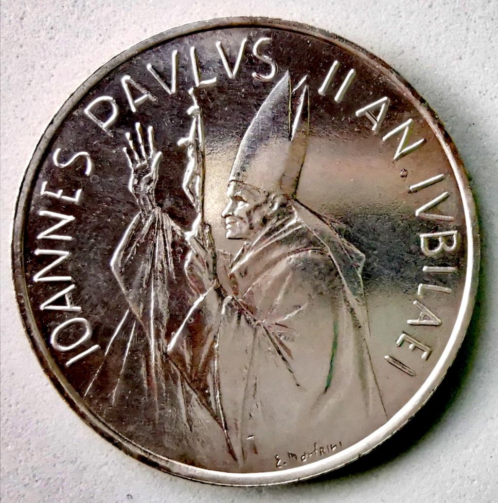 1000 Liras Ciudad del Vaticano Juan Pablo II, 1983 Img_2268