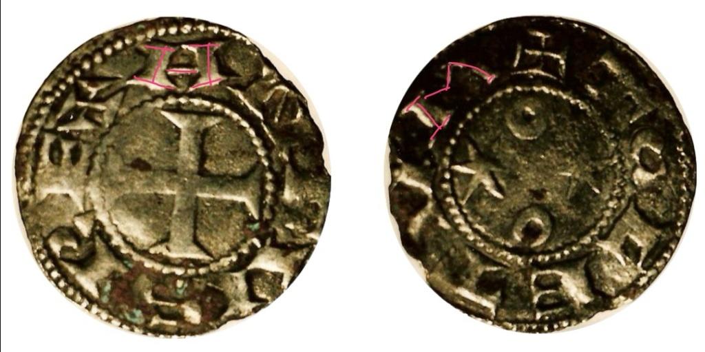 Dinero Alfonso VI - El Bravo. Reino de Castilla y León (1073-1109) Screen17