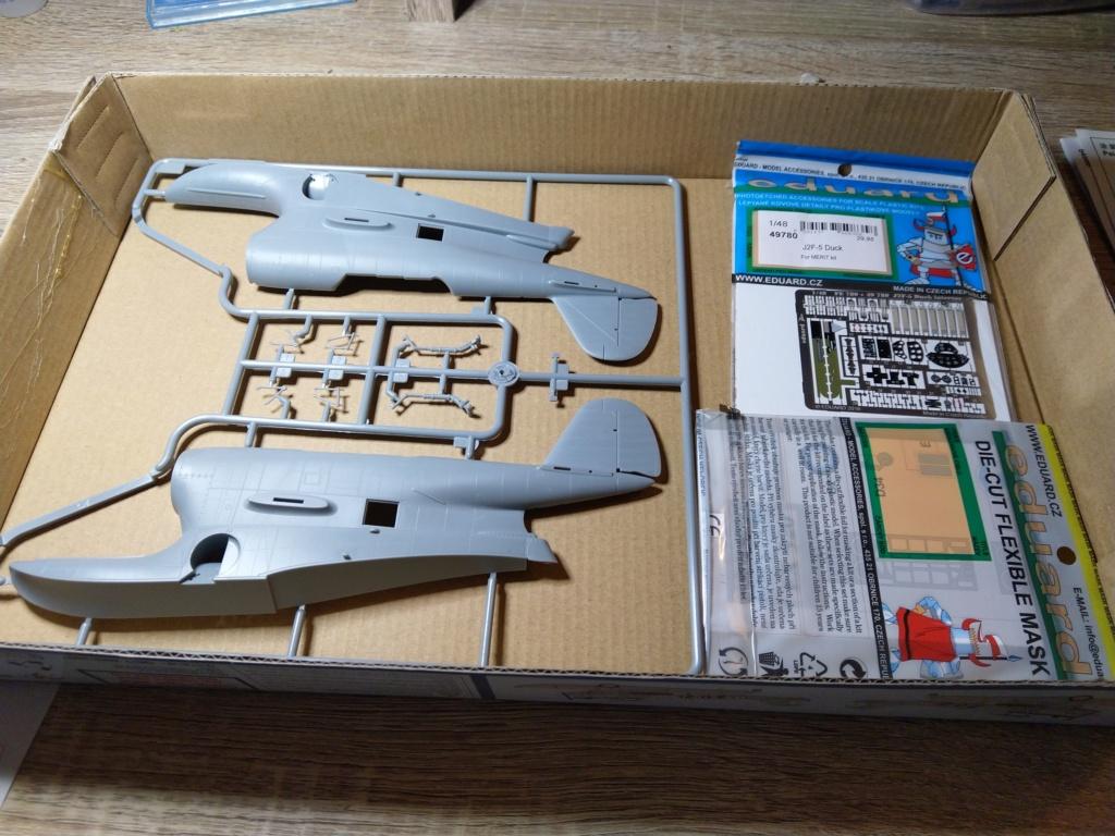 Grumman J2F5 DUCK MERIT 1/48 Img_2055
