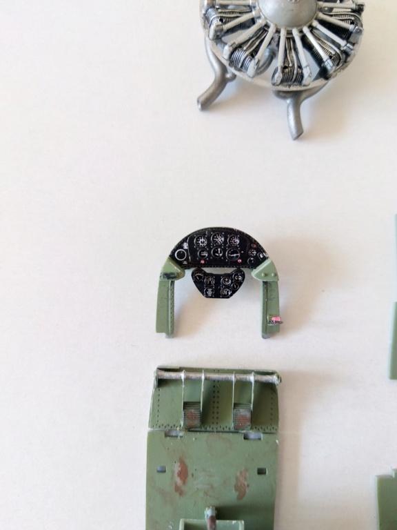 Grumman J2F5 DUCK MERIT 1/48 Img_2065