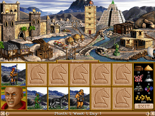Free Heroes of Might and Magic II (fheroes2) General Announcements Barbar10