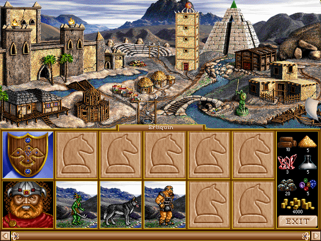 Free Heroes of Might and Magic II (fheroes2) General Announcements Barbar11