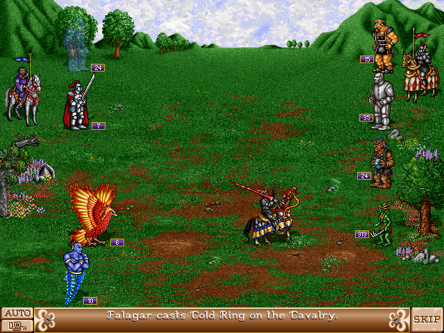 Free Heroes of Might and Magic II (fheroes2) General Announcements Cavalr11