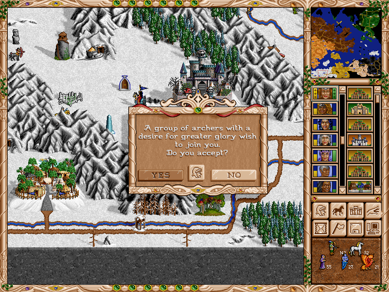 Free Heroes of Might and Magic II (fheroes2) General Announcements Map_0_11