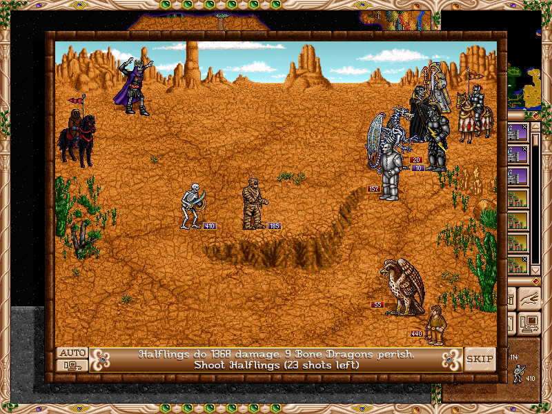 Free Heroes of Might and Magic II (fheroes2) General Announcements Obstac10