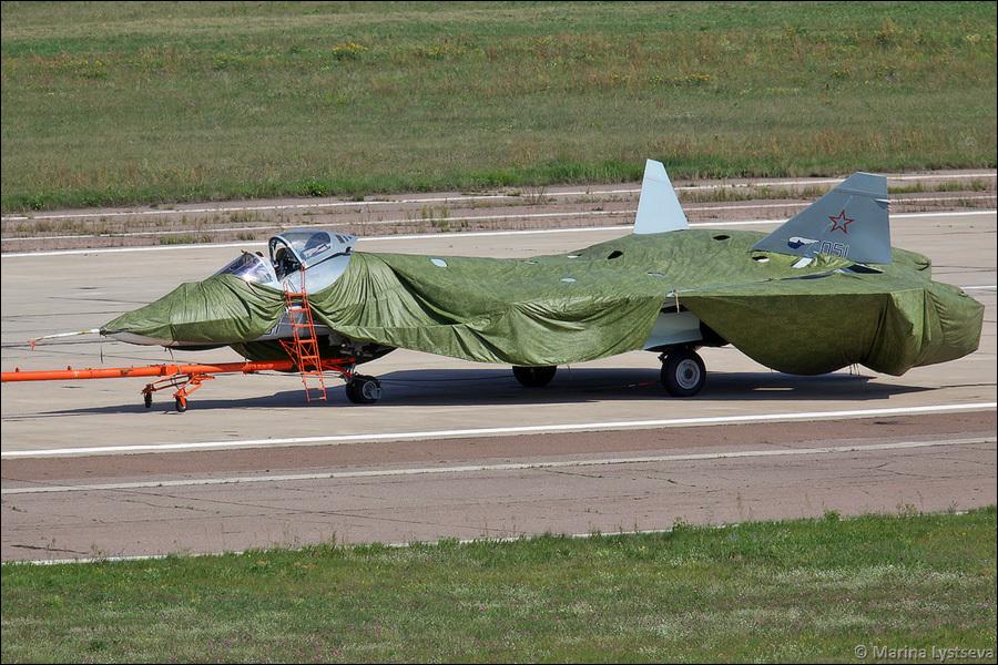 Su-57 Stealth Fighter: News #7 15992010