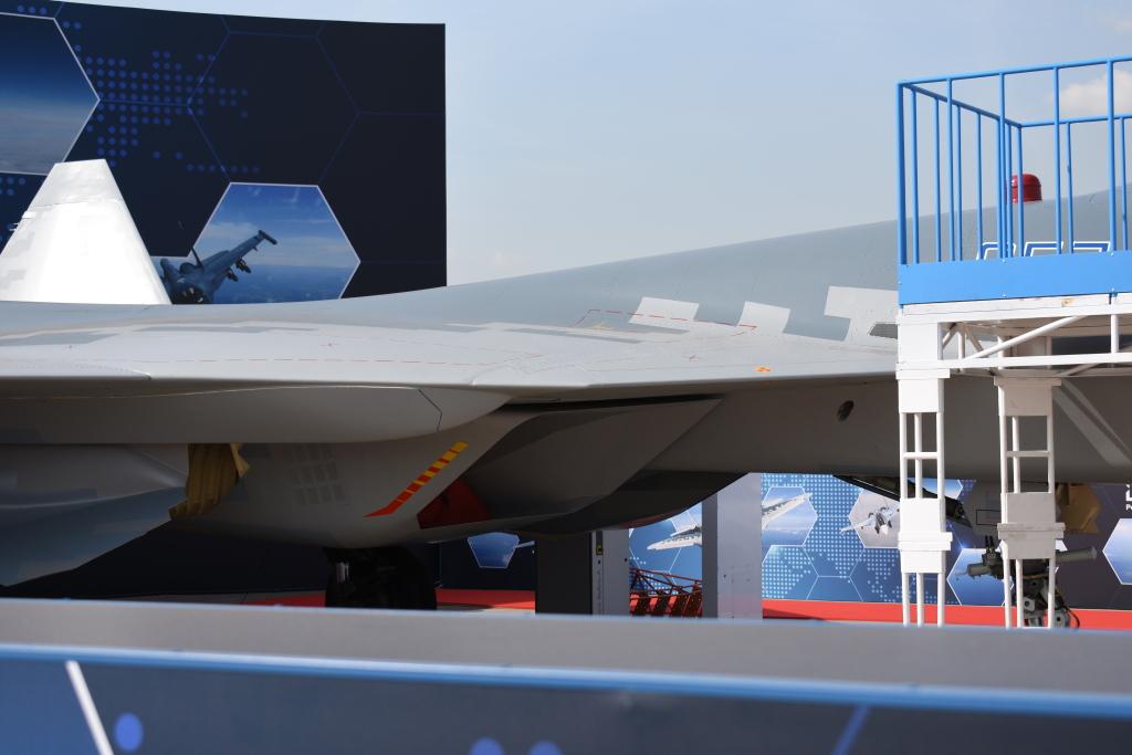 Su-57 Stealth Fighter: News #6 - Page 22 Dsc_0410