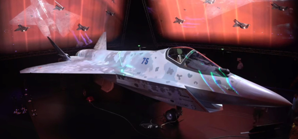 New combat aircraft will be presented at MAKS-2021 - Page 16 Fixed10